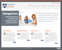 Consulting Company Responsive Website
