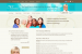 Visionary Centre for Women Responsive Website