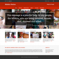 Miskitu Nation Genesis Outreach Pro Theme...