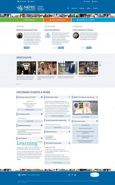 NEFEC Home Page