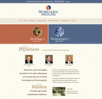Doctor's Office Responsive Website