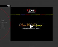 Opus76 Responsive, Fluid Custom Genesis Child Theme