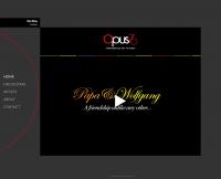 Opus76 Responsive, Fluid Custom Genesis Child Theme