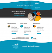Allied Signage Themed Environments Responsive Website