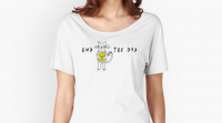 Hug the Day Ethically Sourced T-shirt